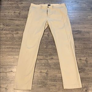 JCrew Flex Driggs Pants- Size 36/34